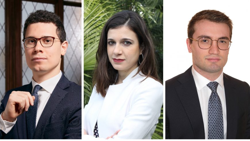 Carbonetti e Associati Law Firm Welcomes Young Talents.
